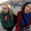 WALKING+TALKING with Daisy de Villeneuve