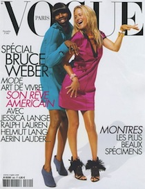 French Vogue cover